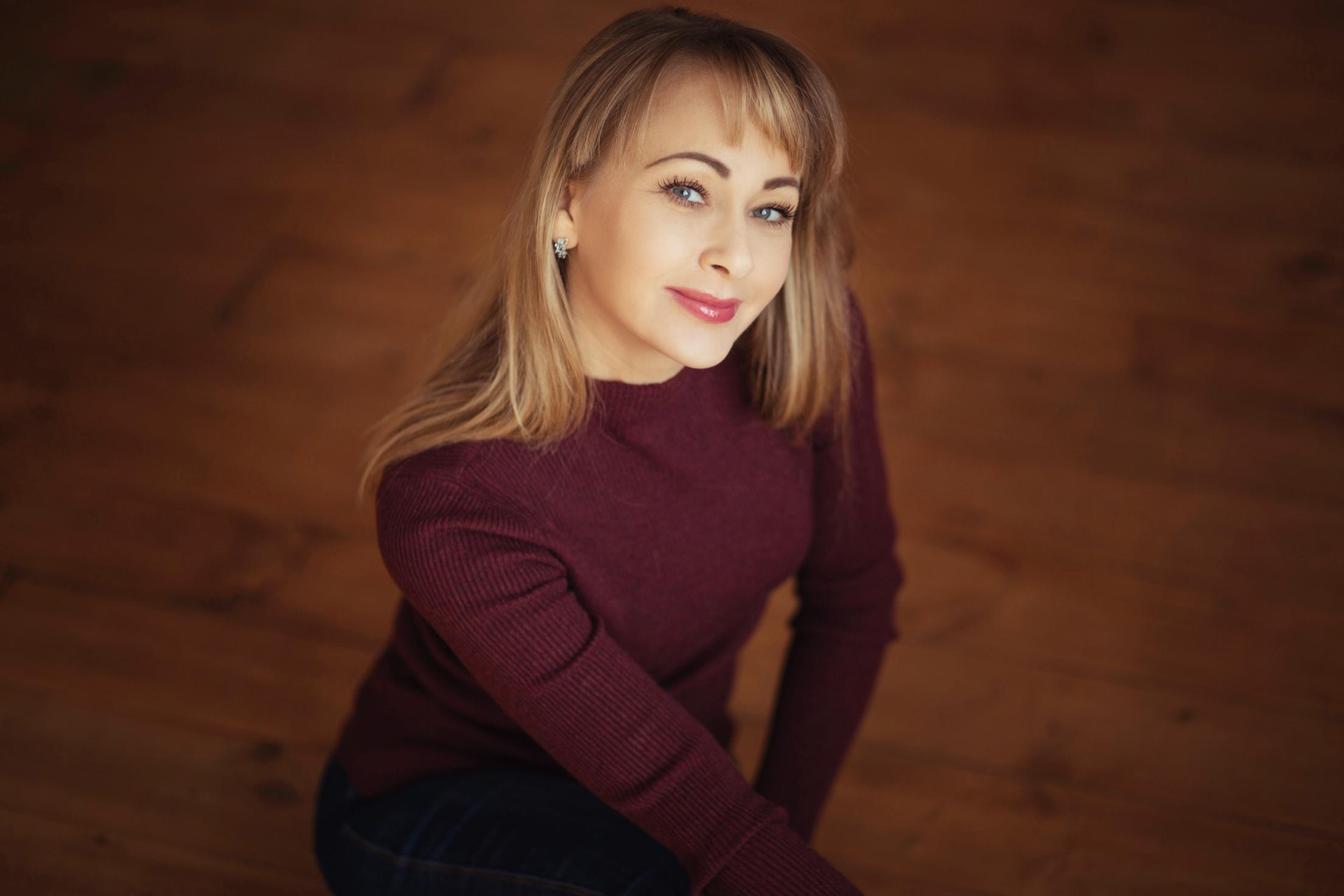 Анастасия Якушенок. Коучинг с Любовью Гадымба